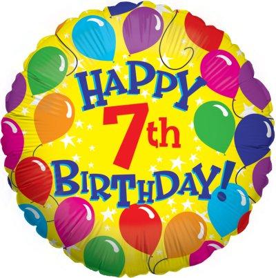 Happy 7th