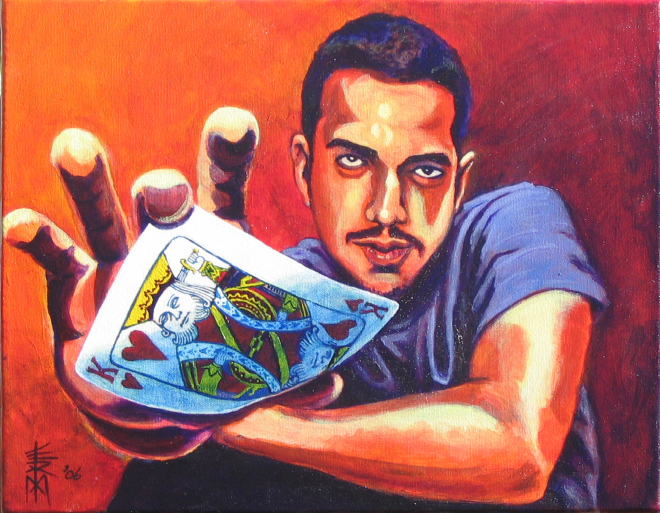 David_Blaine_by_DrErock